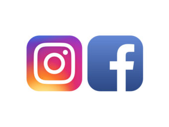 Now, im corona is Instagram and Facebook !